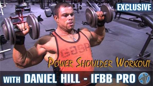 Bodybuilding Daniel Hill Vertrag Multipower Professional kündigt