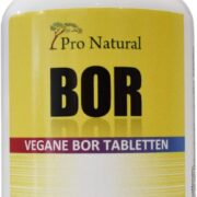 Bor oder auch Boron –  Steigert wirklich den Testosteronspiegel