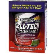 Mit Muscletech Cell-Tech- Hardcore zum Muskelaufbau & mehr!