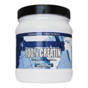 Creatin und der Muskelaufbau
