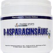 Asparaginsäure & Testosteron