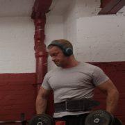 Volumen Training Selbstversuch David Netzeband