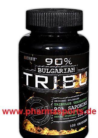 Extrifit Bulgarian Tribu 90% Tribulus Terrestris Im Pharmasports Bodybuilding Shop