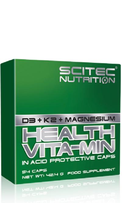 Scitec Nutrition Health Vita-min D3 + K2 + MAGNESIUM