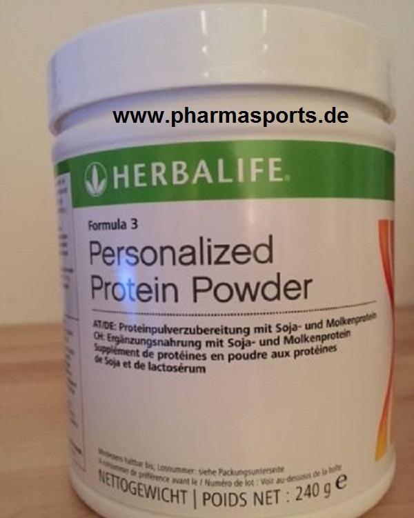 Herbalife Formula 3 - Personalized Protein Powder im Test