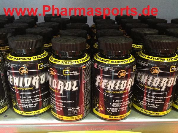 All Stars Fenidrol Double-Action Formula: Thermogenic Optimizer  und Pre-Workout Stimulant in einem!