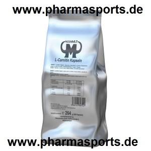 Neu bei Pharmasports in L-Carnitin Shop: L-CARNITIN Kapseln von Mammut.