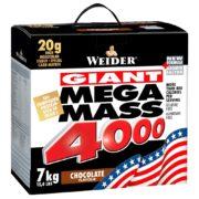 Weider Super Mega Mass 2000 jetzt auch bei Pharmasports