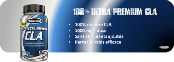 MuscleTech Ultra Premium CLA Kapseln