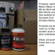 Schneller Muskelaufbau bei Pharmasports