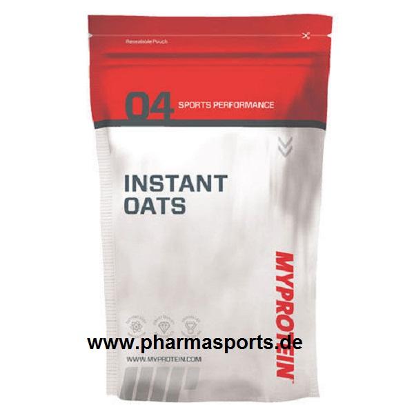 Myprotein Instant Hafer