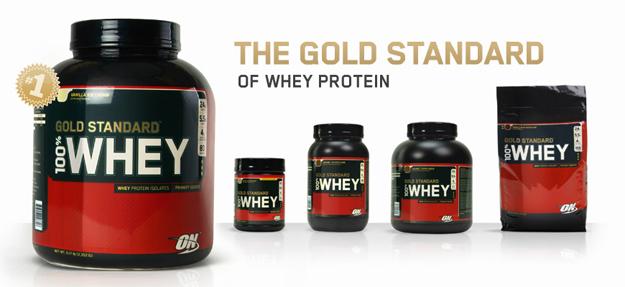 Muskelaufbau Wheyprotein