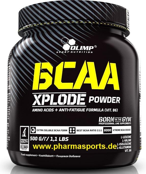Was sind BCAAs?