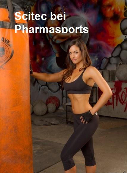 Scitec Nutrition Pro Brooke Mora IFBB Bikini Fitnessmodel