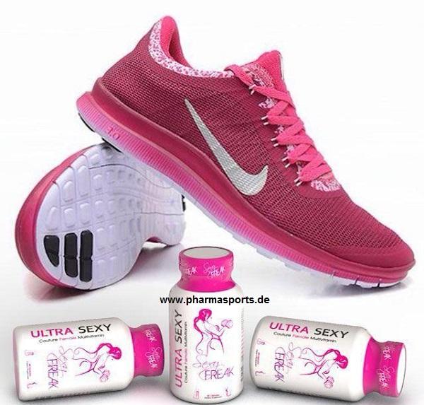 Sexy Freak Produkte bei Fitness Frauen weiter im kommen.