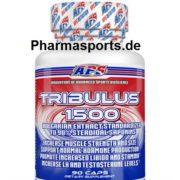 Bulgarischer TRIBULUS COMPLEX 1500 ein Premium Tribulus Terrestris Extrakt aus Bulgarien - natürlicher Testosteron-Booster für  Muskelaufbau