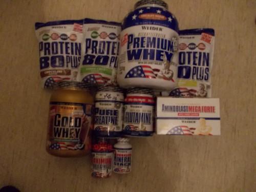 Für viele Sportler das Weider Eiweiss Protein Creatin Aminosäuren bei Ebay