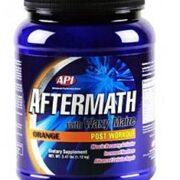 API Aftermatch - das Kraftwerk für den Körper nach dem Sport