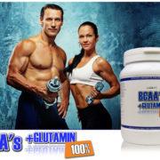 BCAA + Glutamin - eine mehr als interessante Kombination