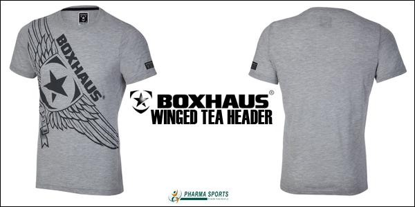 Neues Boxhaus T-Shirt erhältlich!