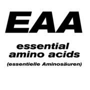 EAA - essentielle Aminosäuren - EAA's
