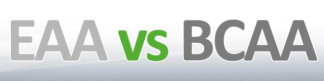 EAA oder BCAA - was ist sinnvoller?