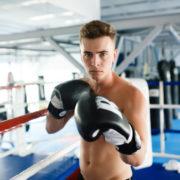 Kampfstellung beim Boxen – Grundlagen