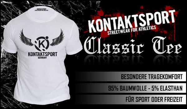 NEU bei Pharmasports - Kontaktsport, Streetwear for Athletics!