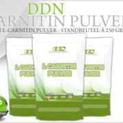 L-Carnitin zur gezielten Fettreduktion