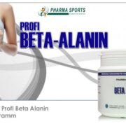 Besondere Aminosäuren wie Beta-Alanine!