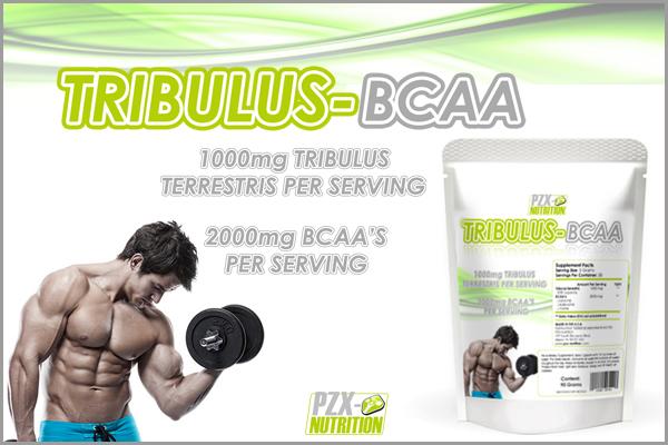 Tribulus und BCAAs kombiniert