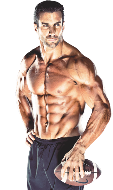 Fitness Athlet Joe Donnelly ist jetzt auch bei SCITEC NUTRITION