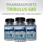 Bald auch bei Pharmasports, TysonLab Tribulus Complex!
