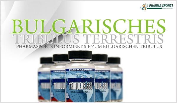 Bulgarisches Tribulus Terrestris