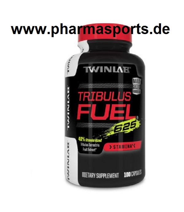 Twinlab Tribulus Fuel - Tribulus Terrestris Supplement
