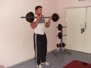 Basis-Übungen wie das bekannte KDK