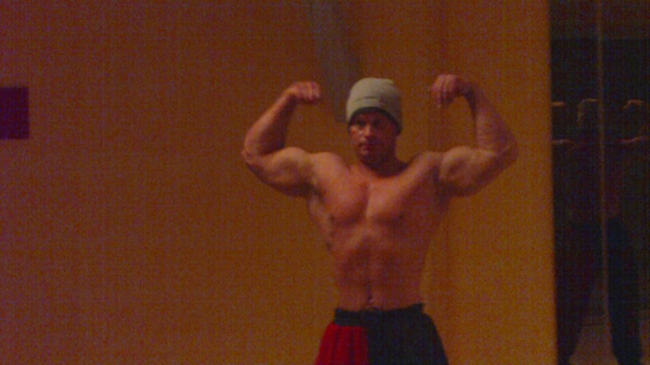 3er Split Trainingsplan guter Muskelaufbau