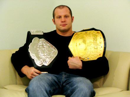 Eine MMA Legende Fedor Emelianenko beendet seine Karriere