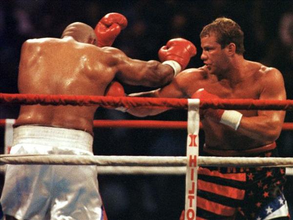 Grandes boxeadores heavyweight que admiro y respeto