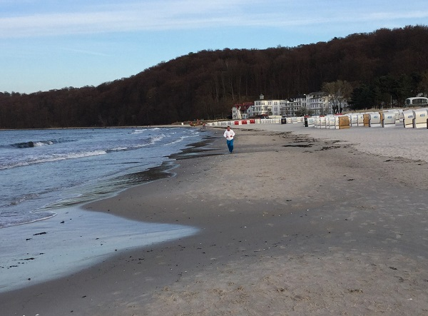 Laufen Binz Strand Pharmasports