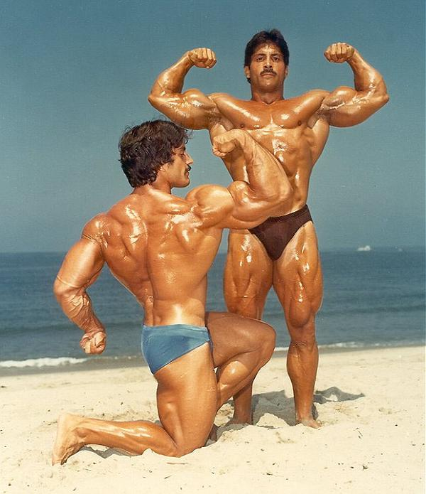 Mike - Ray Mentzer Bodybuilding Tod kam zweimal