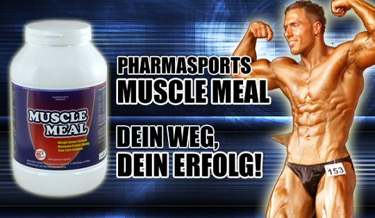 Muscle Weight Gainer für Ihren Muskelaufbau