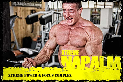 Napalm Complex Xtreme power Fitness Authority