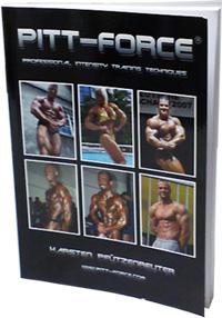 PITT Force Training das Buch günstig bei Pharmasports.de hol es dir !