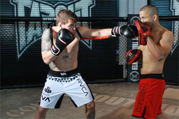 Stroops Python Striker und Stroops MMA COBRA STRIKER PRO Trainingsgeräte