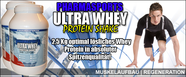 High Qualtity Protein von Pharmasports.de