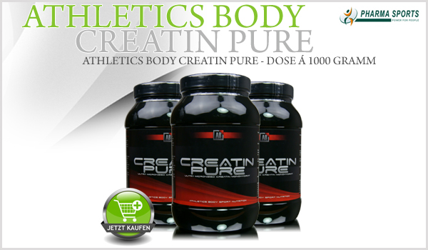 Athletics Body Creatin Pure