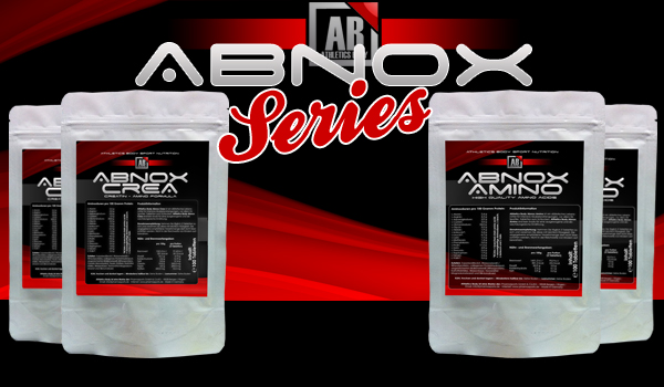 Athletics Body Abnox Series bei Pharmasports