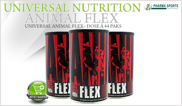 Universal Nutrition Animal Flex ab sofort bei Pharmasports bestellen!