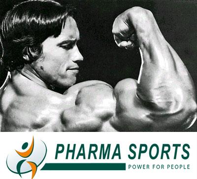 Arnold Schwarzeneggers brutale Schulter-Arm-Partie